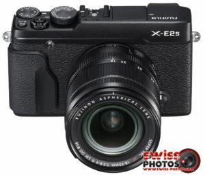 Le Fujifilm X-E2S qui prend la suite du X-E2