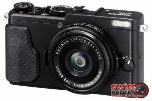 le Fujifilm X70 et son objectif de 28mm