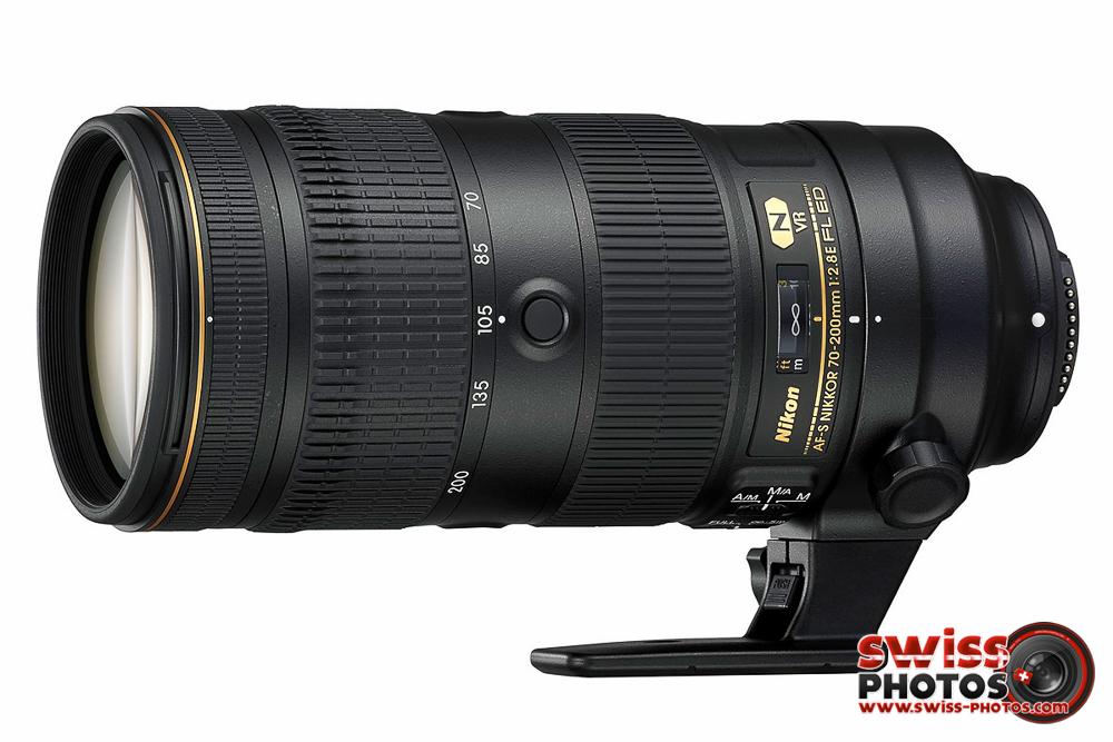 Nikon AF-S 70–200mm f/2,8 E FL ED VR